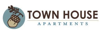 Townhouse Apartments Retina Logo